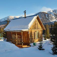 Деревенские домики